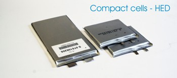 Compact cells HED